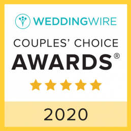 WEDDINGWIRE Couple's Choice Awards 2020